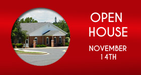 NEW OPEN HOUSE BUTTON FALL