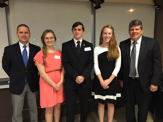 Harford Christian Distinguished Scholars