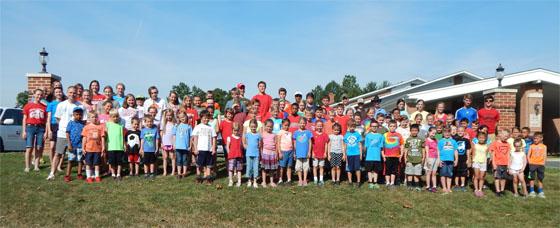 bible camp 2016