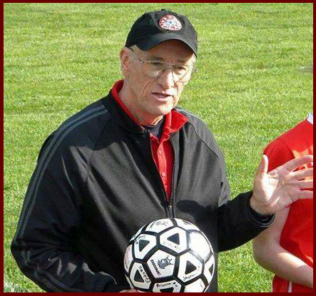 """Coach"" Harley Parkes"