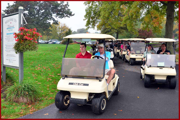 Golf Tournament at Tanglewood Manor Golf Club