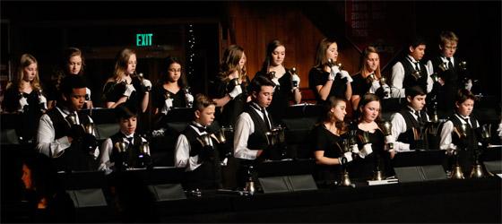 hand bell music program