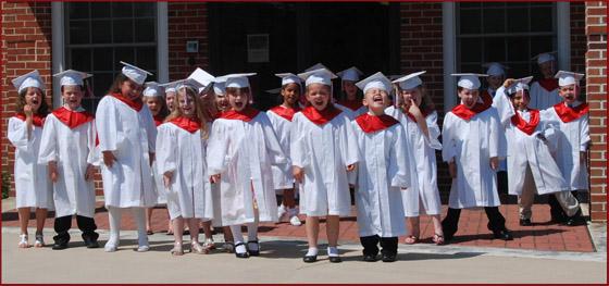 K-5 Graduates