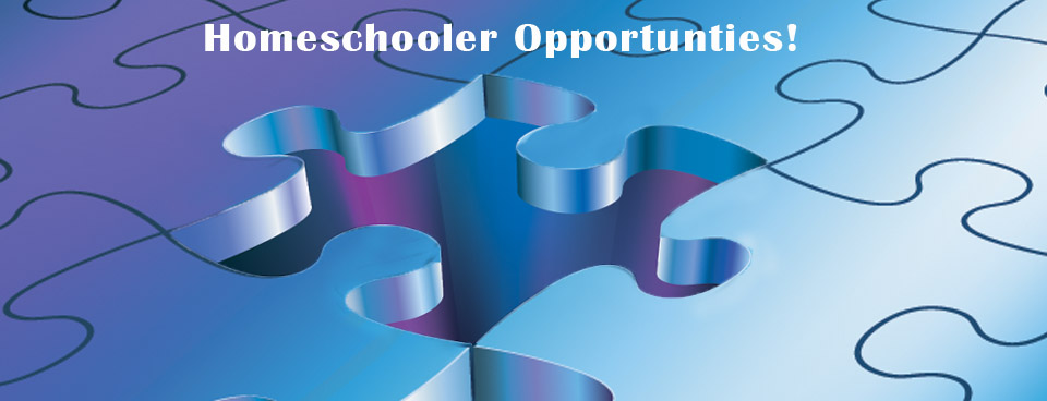 Homeschool Opportunities